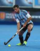gonzalo peillat argentina during mens hockey