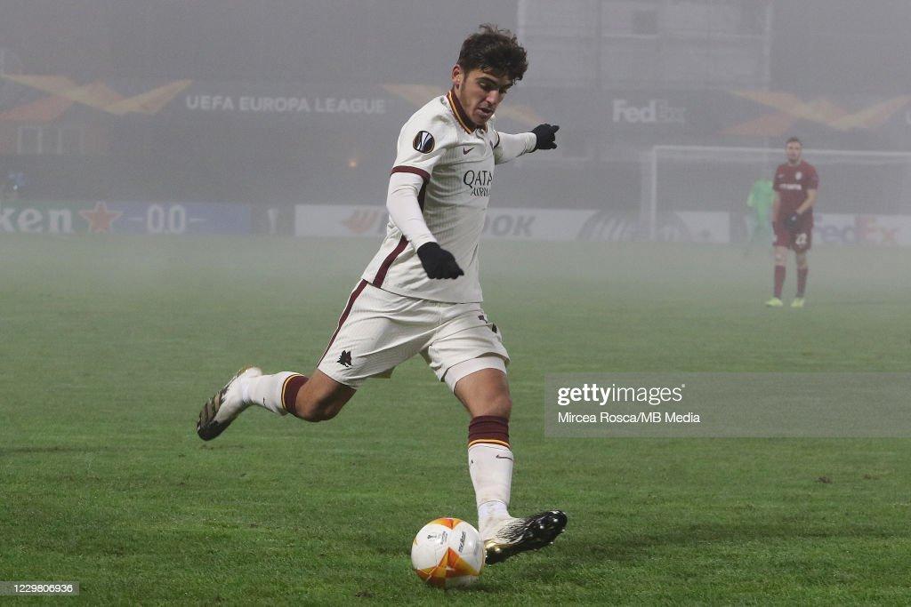 CFR Cluj v AS Roma: Group A - UEFA Europa League : News Photo