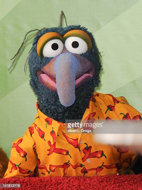 Gonzo The Great at the Star ceremony on The Hollywood Walk Of Fame on March 20 2012 in Hollywood California