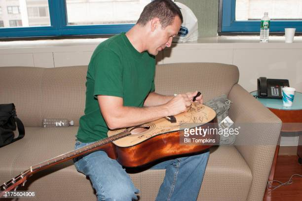 Goo Goo Dolls appear on the TV show PRIVATE SESSIONS on July 29 2007 in New York City