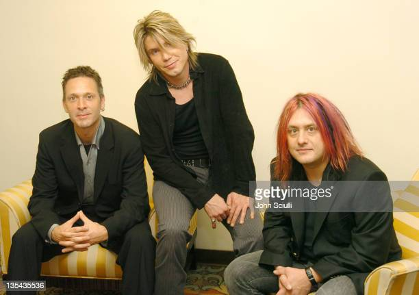 Goo Goo Dolls during The Lili Claire Foundation's 7th Annual Benefit Gala Hosted by Matthew Perry Show and Audience at Century Plaza Hotel in Los...
