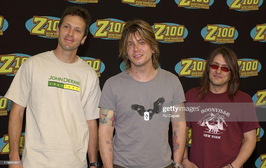 Z100's Zootopia 2002 - Press Room