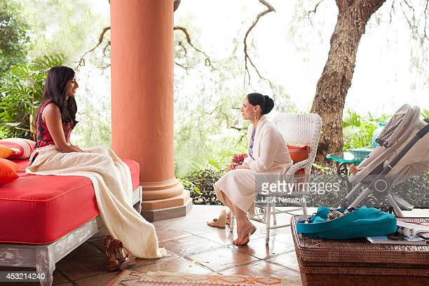 PAINS 'Good Air/Bad Air' Episode 610 Pictured Reshma Shetty as Divya Katdare Sonia Braga as Lorena