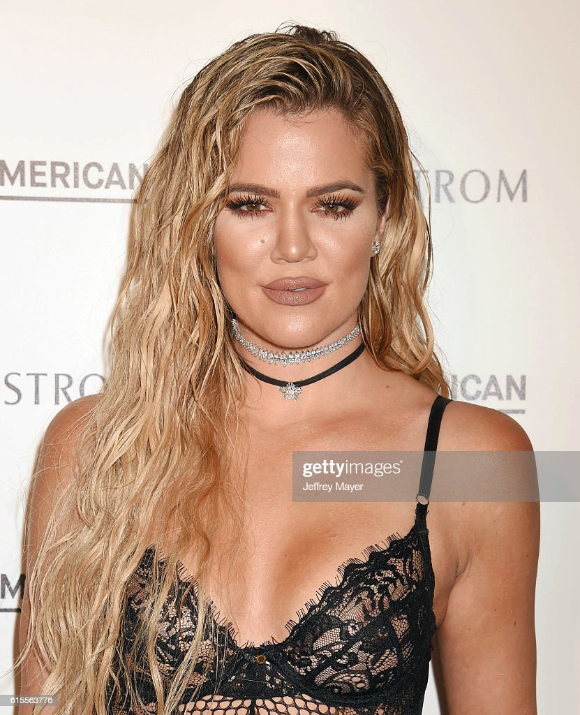 Khloe Kardashian Good American Launch Event