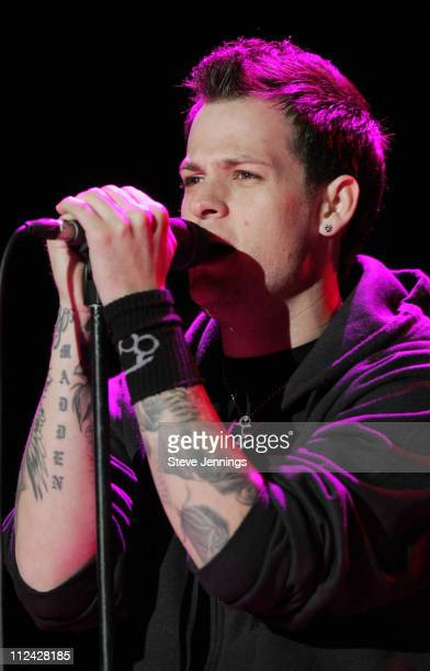 Good Charlotte during 19th Annual Bridge School Benefit Concert - Day One at Shoreline Amphitheatre in Mountain View, California, United States.