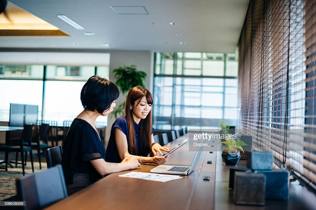 Good communication is key for successful business : Stock Photo