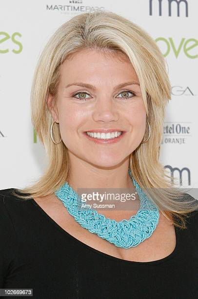 Good Day WakeUp cohost Heather Nauert attends Moves Summer 2010 at Studio 450 on July 6 2010 in New York City