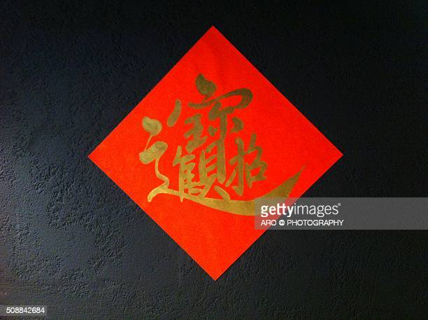 Good Fortune Chinese New Year Symbol