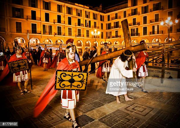 Good Friday in Palma de Mallorca