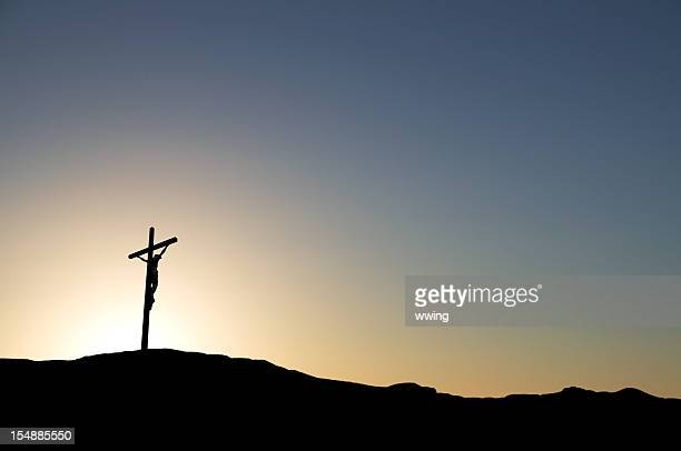 good friday - the crucifixion stock pictures, royalty-free photos & images