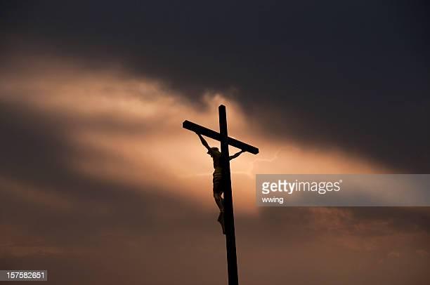 boa sexta-feira - cruz de cristo imagens e fotografias de stock