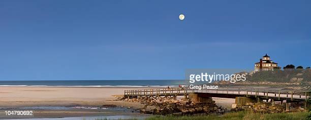 Good Harbor Beach Gloucester Ma Stock
