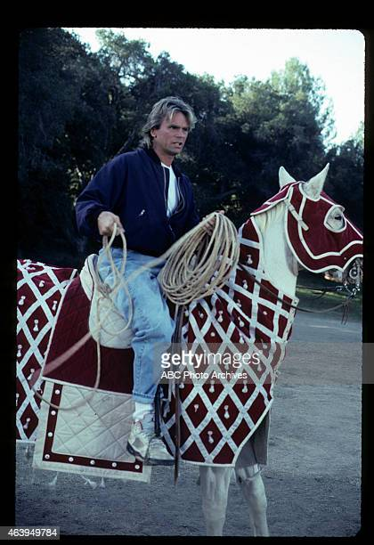 MACGYVER Good Knight McGyver Part I Airdate November 4 1991 ANDERSON