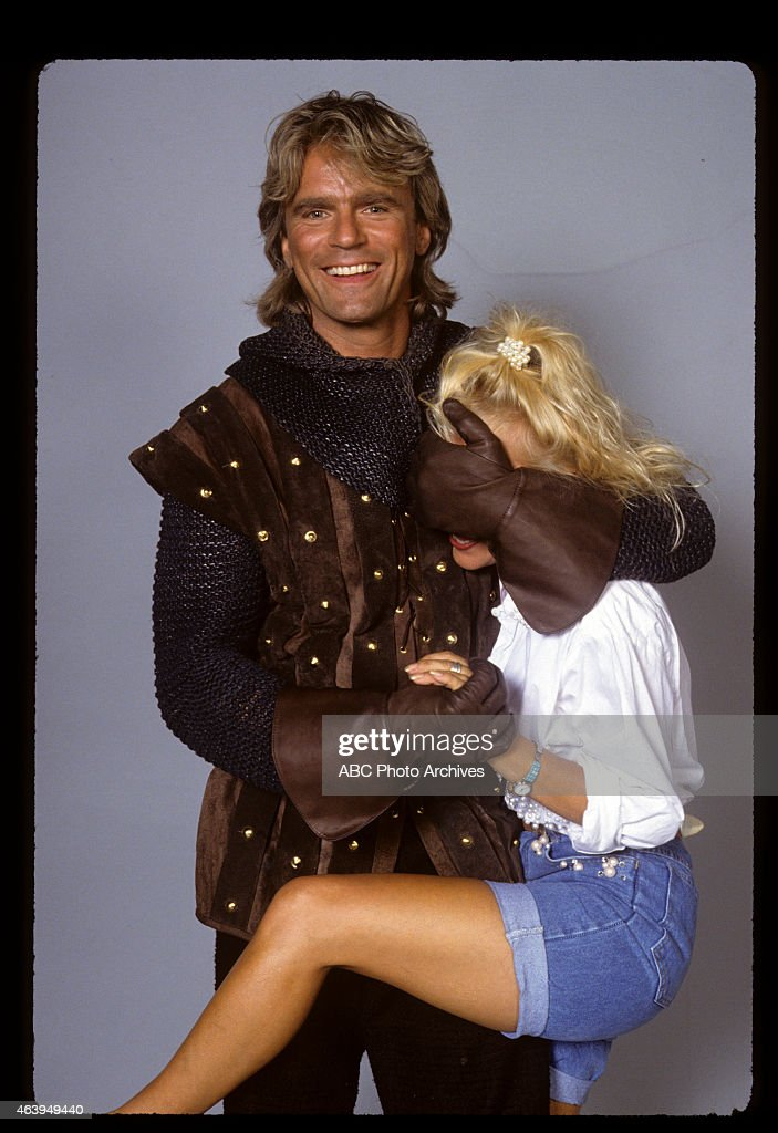 RICHARD DEAN ANDERSON;UNKNOWN : Nachrichtenfoto