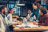 Good leadership and teamwork lead to success