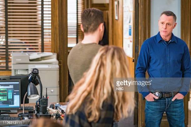 D Good Men Episode 615 Pictured Jason Beghe as Hank Voight