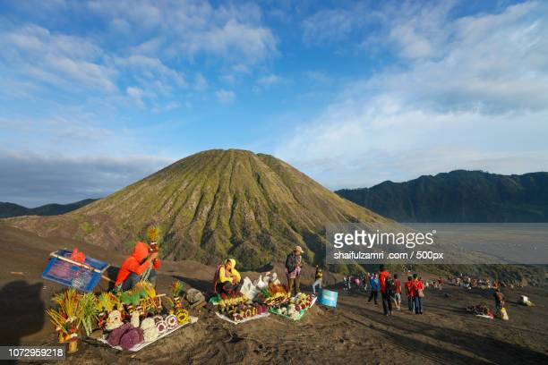 Good Morning Bromo