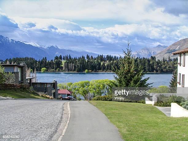 Good morning Lake Wakatipu, New Zealand.