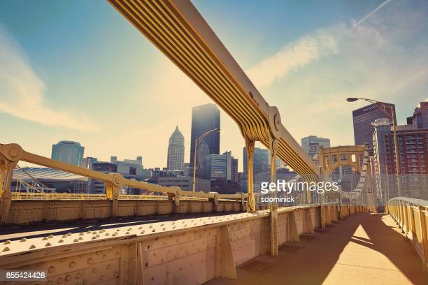 good morning pittsburgh, pa - pittsburgh stock pictures, royalty-free photos & images