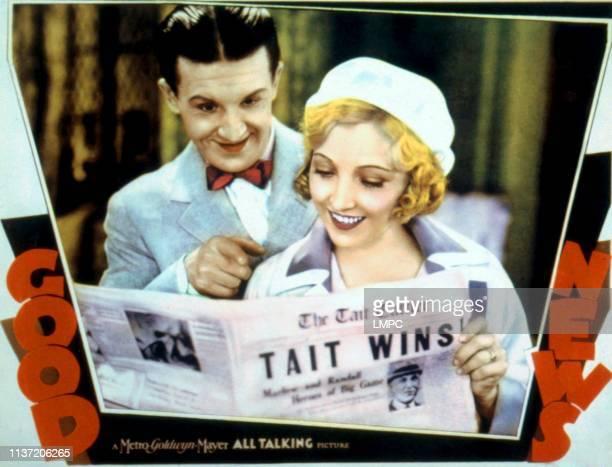Good News lobbycard Gus Shy Bessie Love 1930
