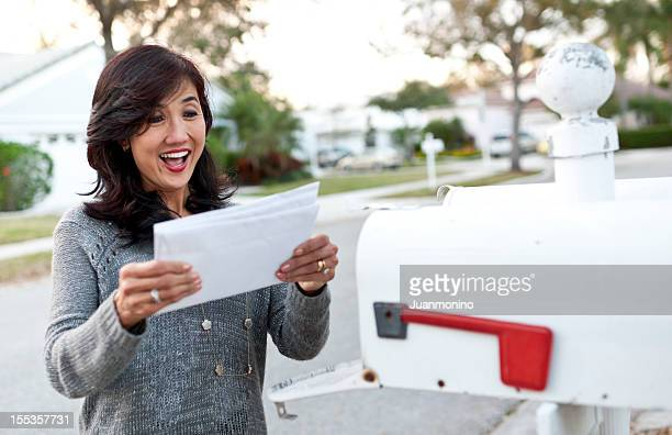 good news - mailbox stock pictures, royalty-free photos & images