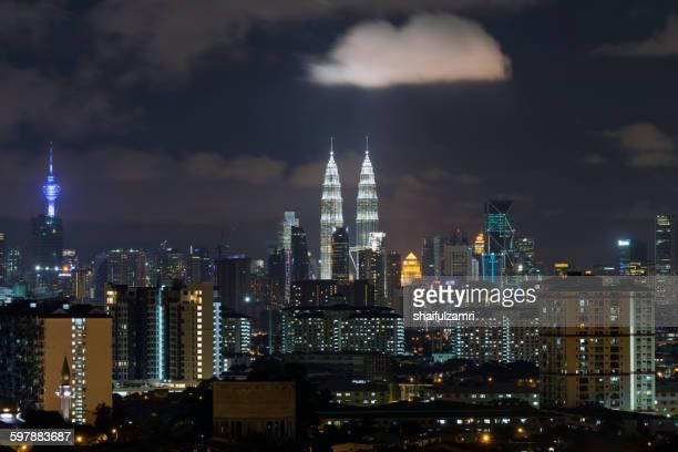 Good night Kuala Lumpur
