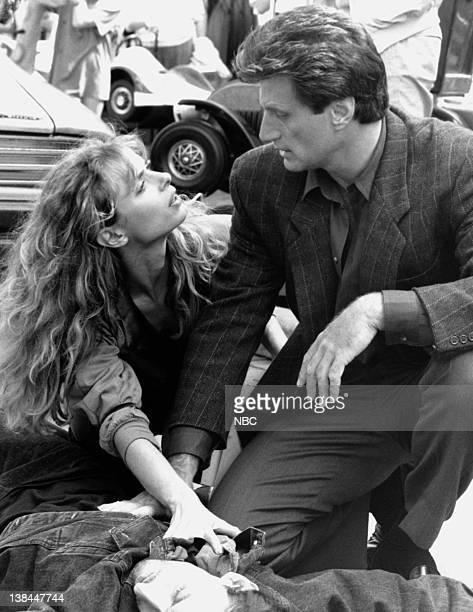 THERE Good Psychics Are Hard to Come By Episode 6 Aired Pictured Maryam d'Abo as Ta'Ra Joseph Cortese as Jack Breslin