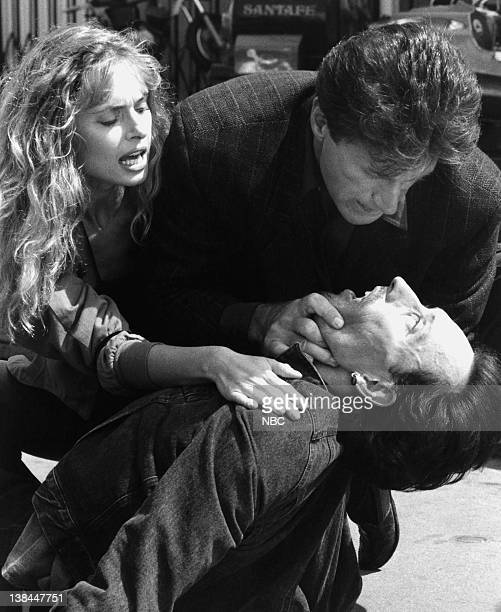 THERE Good Psychics Are Hard to Come By Episode 6 Aired Pictured Maryam d'Abo as Ta'Ra Joseph Cortese as Jack Breslin Gerald Castillo as Chick Marelli