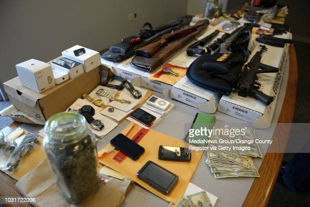Good recovered by Long Beach police burglary detectives after they served search warrants at several Long Beach residences The recovered property was...