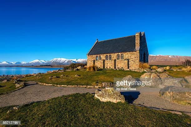 Good Shepherd Church, Lake Tekapo