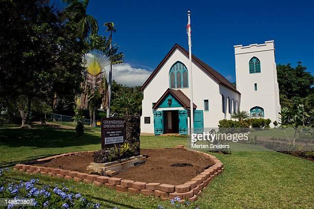 good shepherd episcopal church. - merten snijders fotografías e imágenes de stock