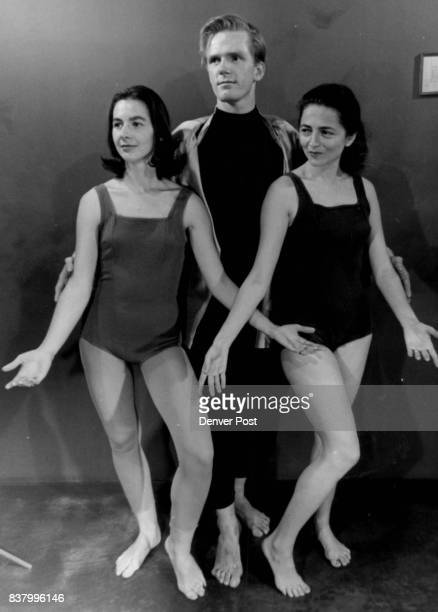OCT 31 1964 'Good Things of Life' Mrs Rhoda Gersten of the Rhoda Gersten Dance Co will be the choreographer for the final performance of Carmina...