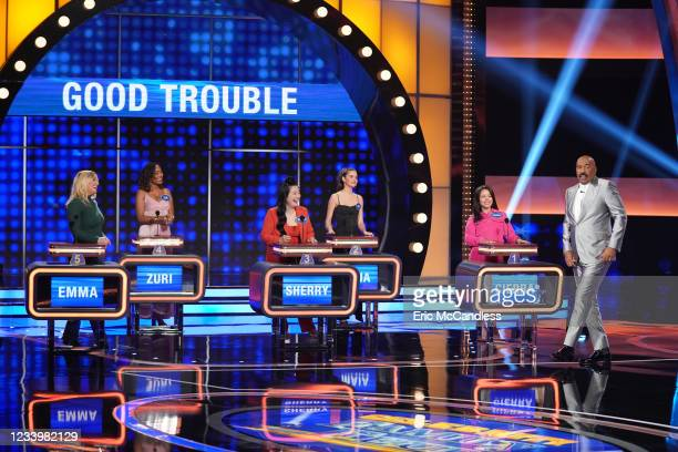 Good Trouble vs. Grown-ish and Million Dollar Listing LA vs. Million Dollar Listing NY The casts from Freeforms Good Trouble and grown-ish compete to...