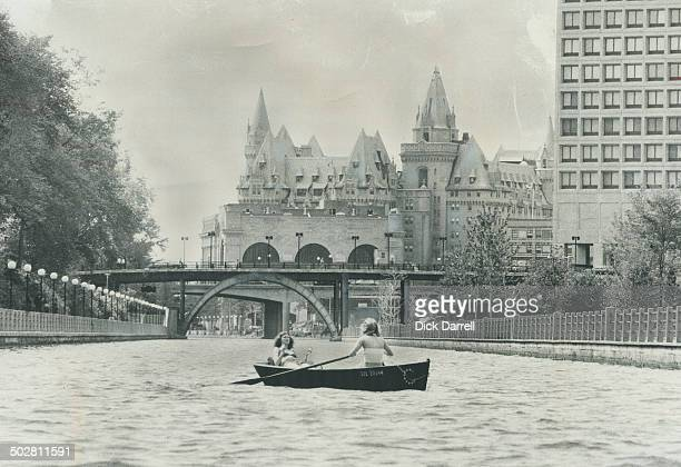 Good way to see Ottawa is to take a boat and row along the Rideau Canal under the shadow of the Parliament buildings. The city has been beautified by...