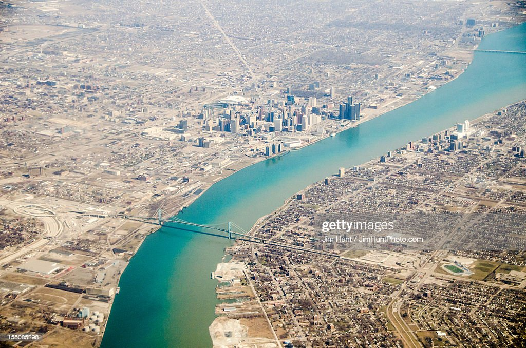 Goodbye Detroit, Hello Florida! : Stock Photo
