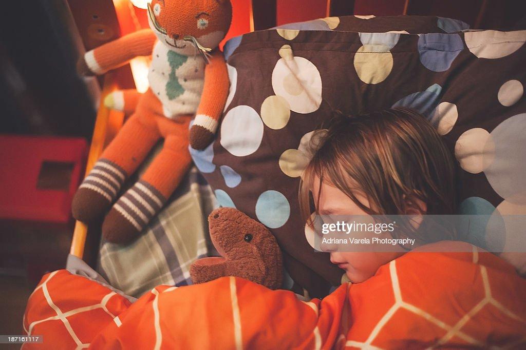 Goodnight noises everywhere : Stock Photo