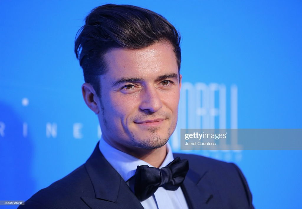 11th Annual UNICEF Snowflake Ball Honoring Orlando Bloom, Mindy Grossman And Edward G. Lloyd - Arrivals : News Photo