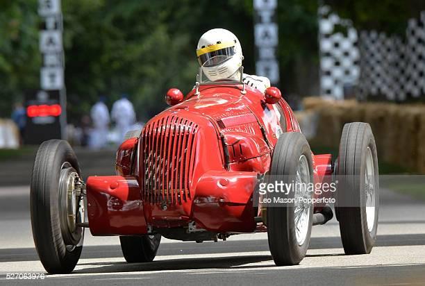 Goodwood Festival of Speed Goodwood House UK PreWar Classic Cars