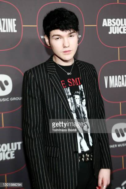 Goody Grace attends the Warner Music Group Pre-Grammy Party at Hollywood Athletic Club on January 23, 2020 in Hollywood, California.