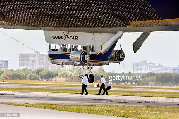 Goodyear Blimp and Crew Florida