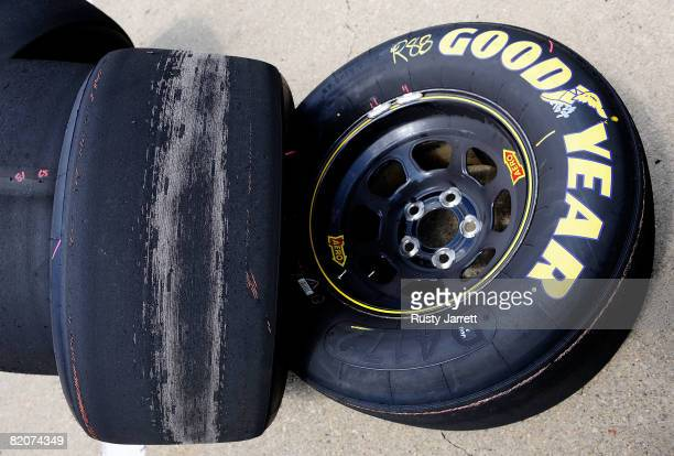 Used Tires Akron Ohio >> Goodyear Tire Stock Photos and Pictures | Getty Images