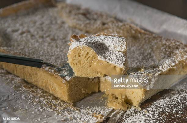 Gooey ColdBrew Butter Cake