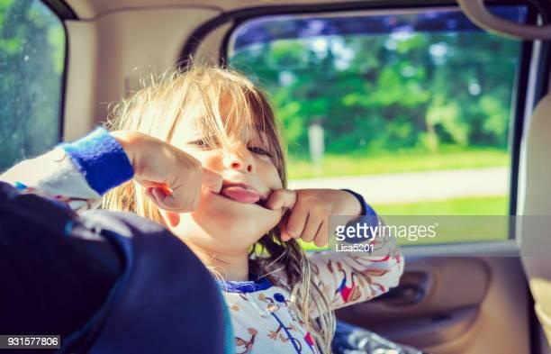 goofball op een roadtrip - ongebruikelijk stockfoto's en -beelden