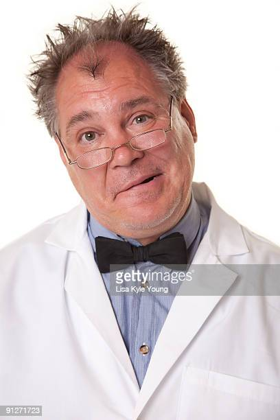 Goofy Mad Scientist