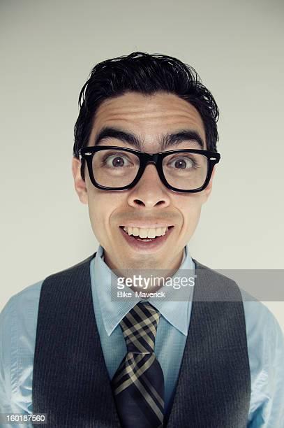 goofy man - vest stockfoto's en -beelden