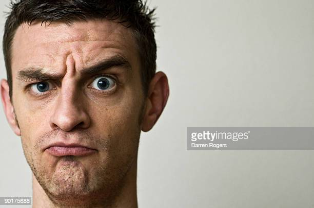 goofy - facial expression stock pictures, royalty-free photos & images