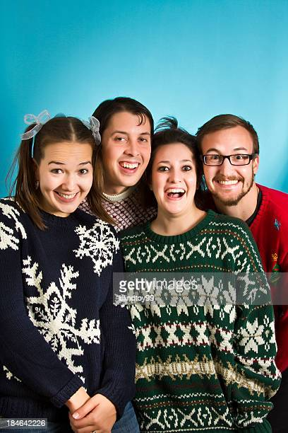 Goofy Sweater Nerds