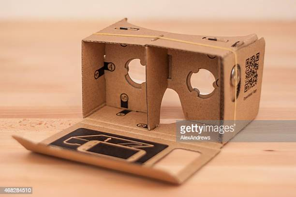 Google Pappe virtual reality-headset