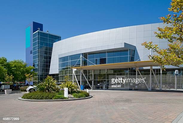 Google Corporate Headquarters