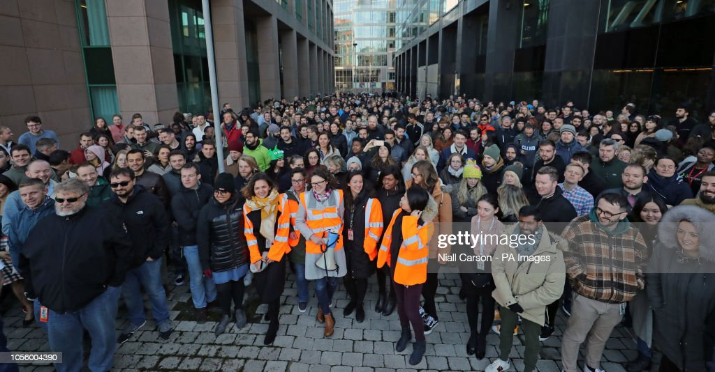Google walkout : News Photo